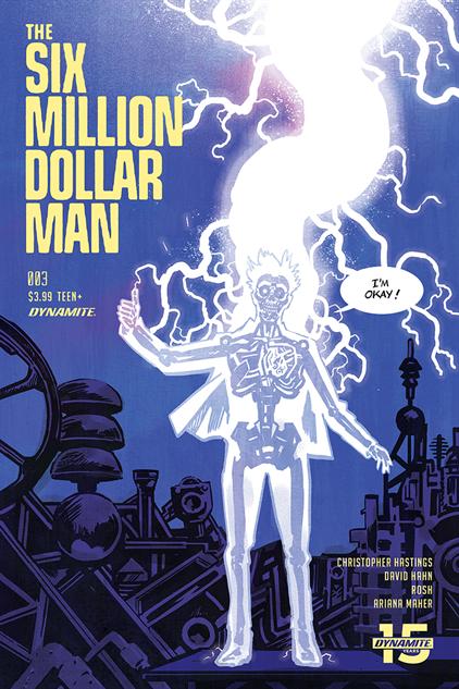 bestcomicbookcoversmay2019 six-million-dollar-man--3-cover-art-by-michael-walsh