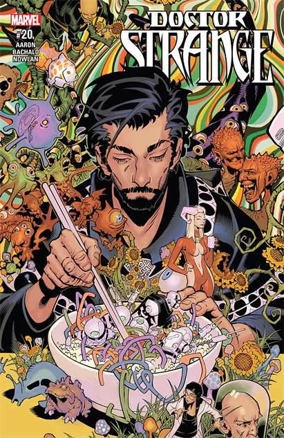 bestcomiccovers2017 doctorstrange2--chrisbachalo