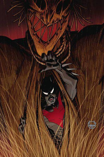 bestcomiccoversaugust2018 batman-beyond--23-variant-cover-art-by-dave-johnson