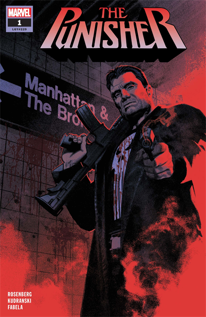 bestcomiccoversaugust2018 punisher--1-cover-art-by-greg-smallwood