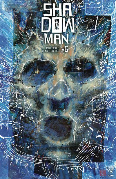 bestcomiccoversaugust2018 shadowman--6-variant-cover-art-by-david-mack