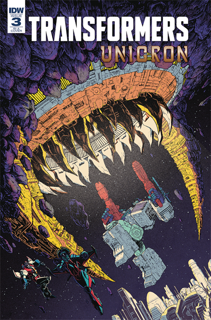 bestcomiccoversaugust2018 transformers-unicron--3-variant-cover-art-by-nick-roche