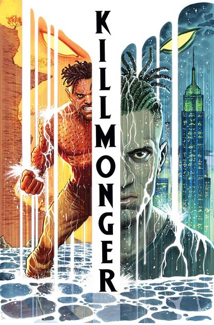 bestcomiccoversdecember killmonger--1-cover-art-by-juan-ferreyra