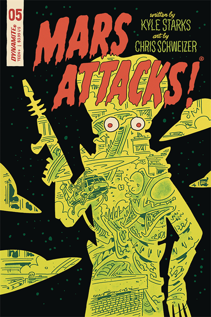 bestcomiccoversfebruary2019 mars-attacks--5-variant-cover-art-by-chris-schweizer