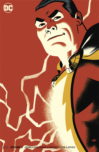 bestcomiccoversfebruary2019 shazam--3-variant-cover-by-michael-cho