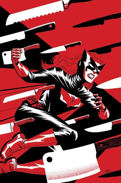 bestcomiccoversjan18 batwoman11michaelcho