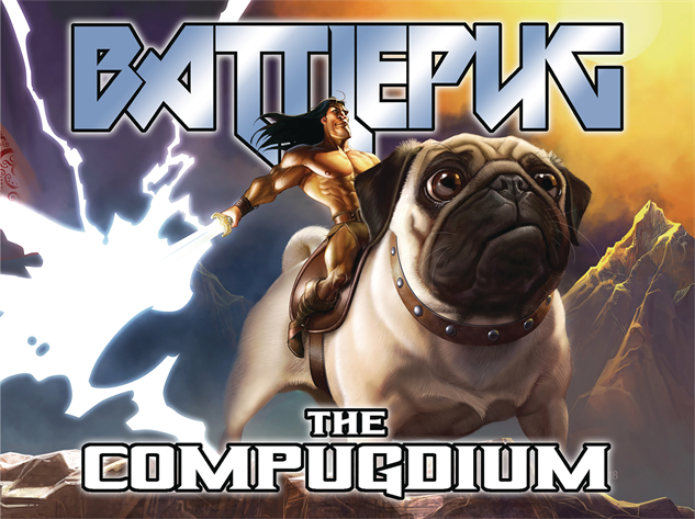 bestcomiccoversjanuary2019 battlepug-the-compugdium-cover-art-by-mike-norton