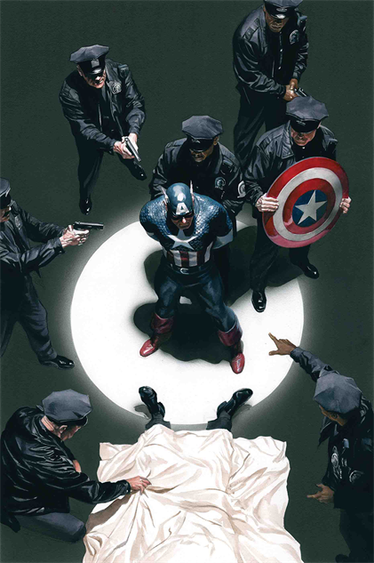 bestcomiccoversjanuary2019 captain-america--7-cover-art-by-alex-ross