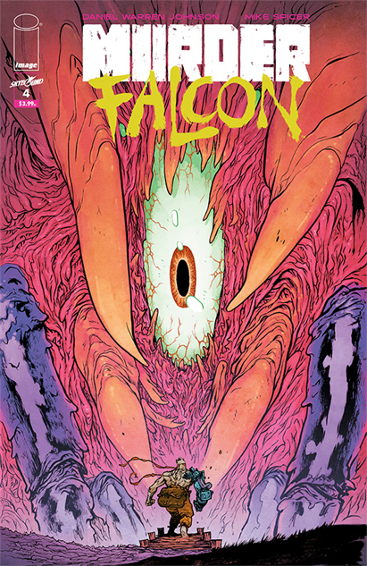 bestcomiccoversjanuary2019 murder-falcon--4-cover-art-by-daniel-warren-johnson