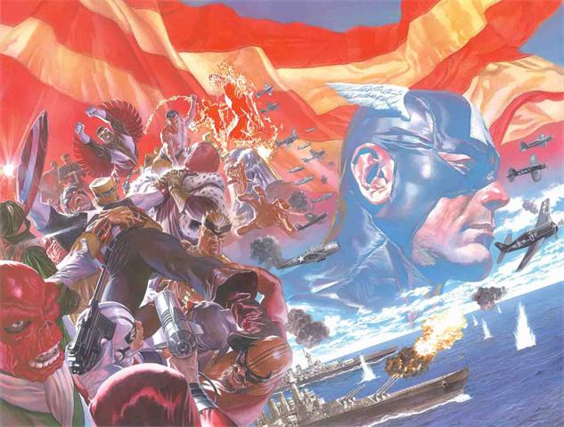 bestcomiccoversjuly2018 captain-america--1-cover-art-by-alex-ross
