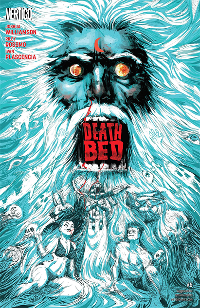 bestcomiccoversjuly2018 deathbed--6-cover-art-by-riley-rossmo