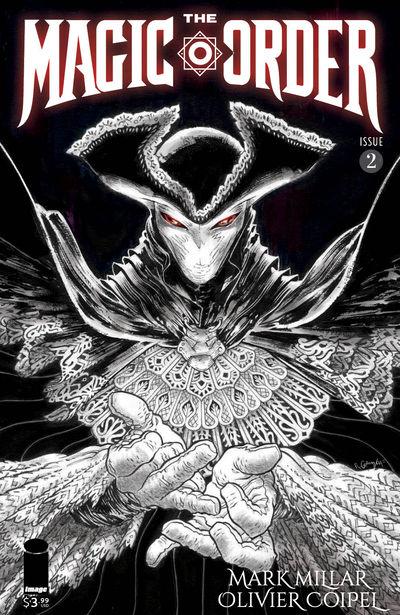 bestcomiccoversjuly2018 magic-order--2-variant-cover-by-rafael-grampa
