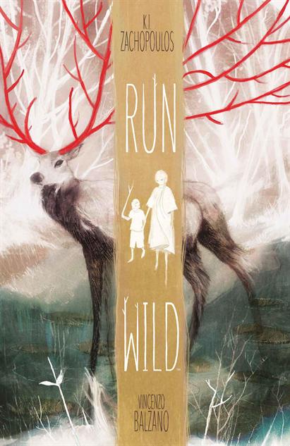 bestcomiccoversjuly2018 run-wild-cover-art-by-vincenxo-balzano
