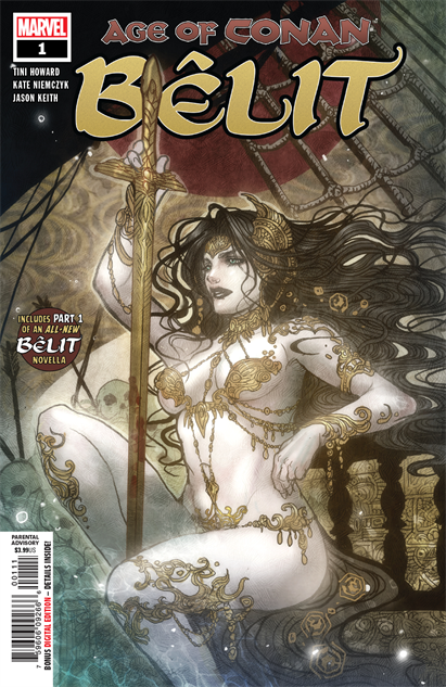bestcomiccoversmarch2019 age-of-conan-belit-cover-art-by-sana-takeda