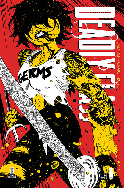 bestcomiccoversmarch2019 deadly-class--37-cover-art-by-wes-craig