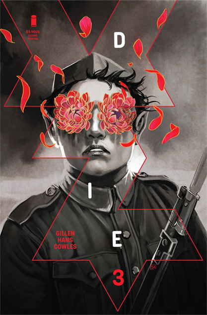 bestcomiccoversmarch2019 die--3-second-printing-cover-art-by-stephanie-hans