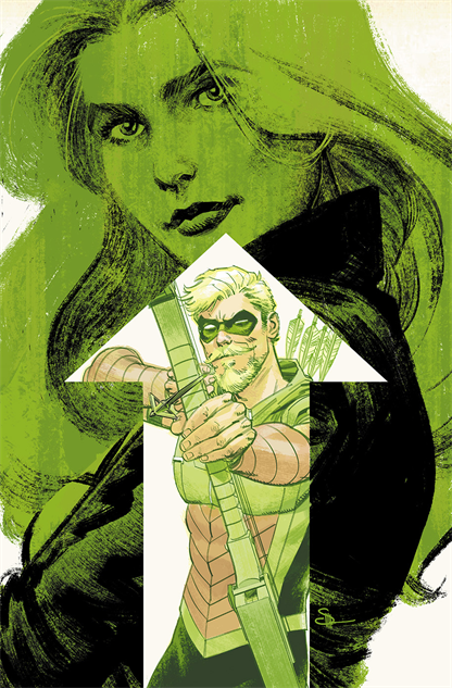 bestcomiccoversmarch2019 green-arrow--50-variant-cover-art-by-evan-shaner