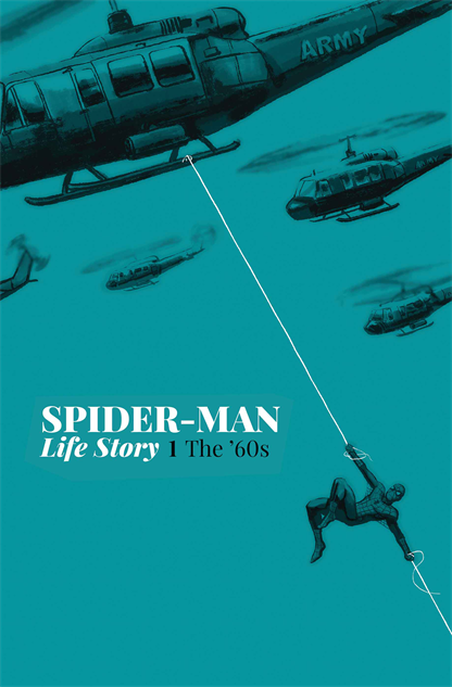 bestcomiccoversmarch2019 spider-man-life-story--1-cover-art-by-chip-zdarsky