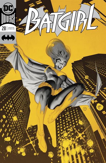 bestcomiccoversoctober2018 batgirl--28-cover-art-by-julian-totino-tedesco