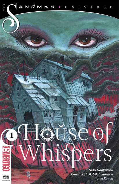 bestcomiccoversof2018 house-of-whispers--1-cover-art-by-sean-andrew-murray