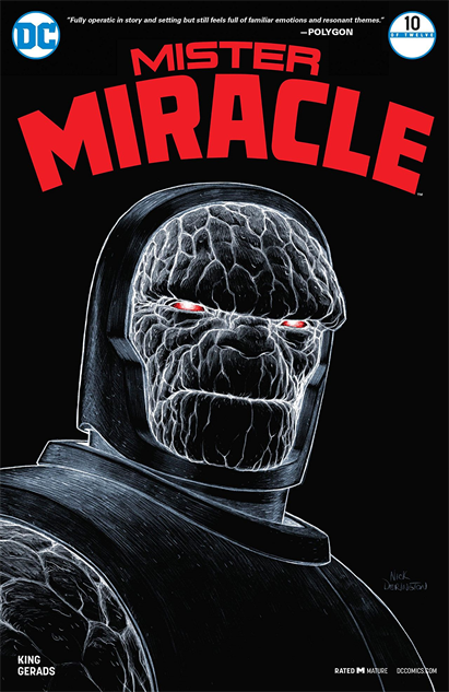 bestcomiccoversof2018 mister-miracle--10-cover-art-by-nick-derington