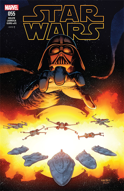 bestcomiccoversof2018 star-wars--55-cover-art-by-david-marquez