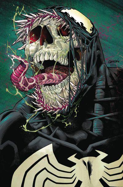 bestcomiccoversseptember2018 venom-first-host--5-variant-cover-art-by-javier-garron