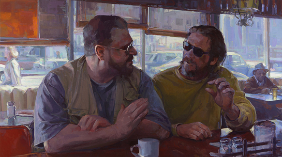 big-lebowski-art joe-forkan-the-incredulity-of-st-thomas