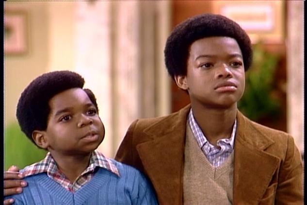 Black Children On Tv Arnold Willis Diff Strokes 17013094