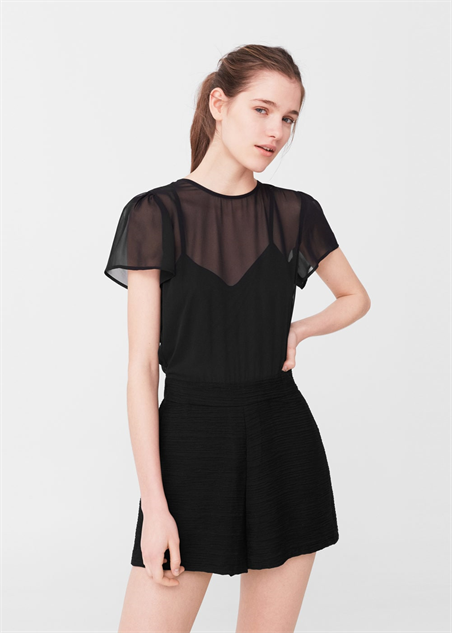 Cool Black Clothes For Hot Summer Weather Design