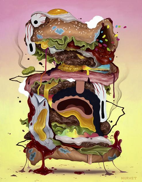 bobs-burgers-art-gallery bobs-burgers-sean-norvet