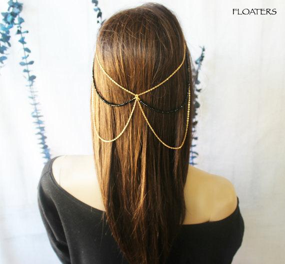 boho-style-headbands bead