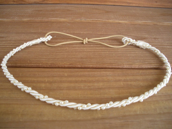 boho-style-headbands ivory