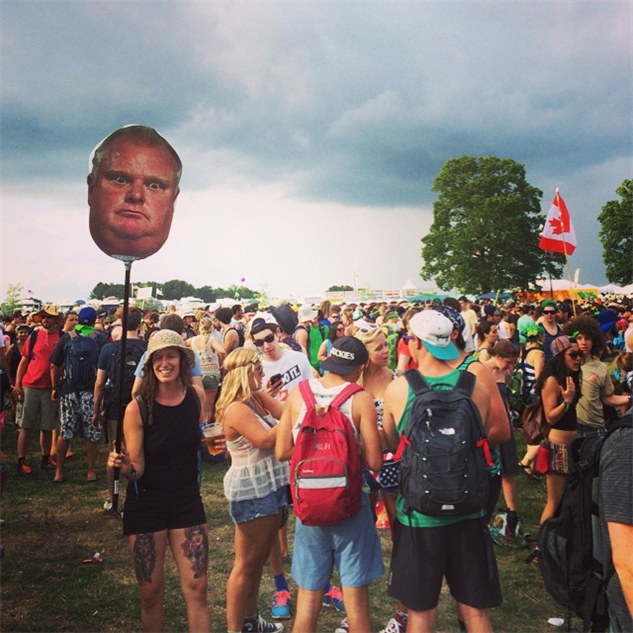 Best Totems of Bonnaroo 2014 - Paste