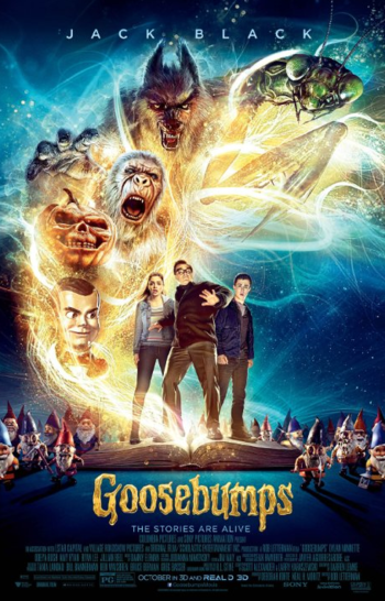 books-to-movies-2015 1goosebumpsposter