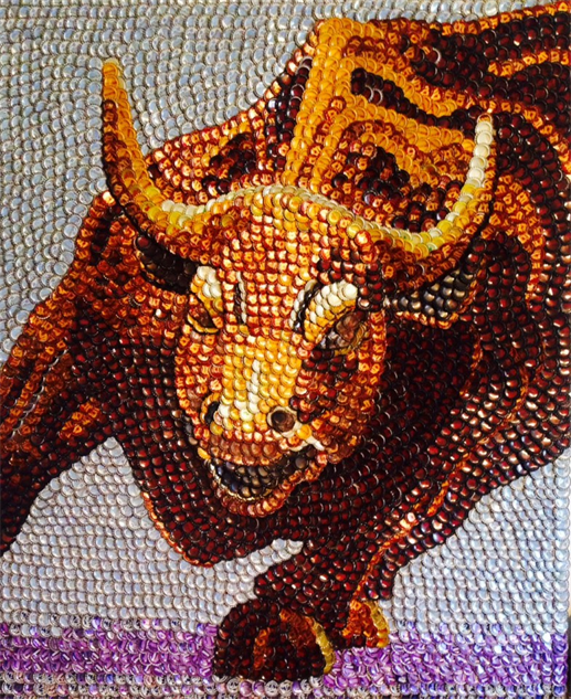 bottle-cap-portraits- charing-bull-785x960