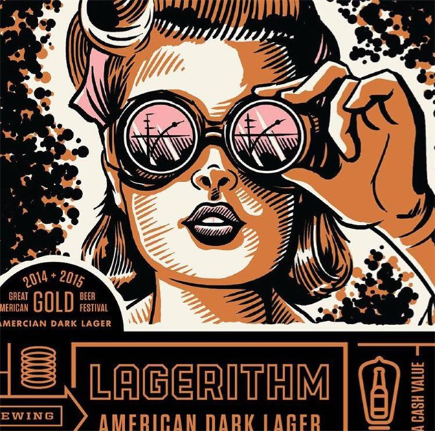 bottle-logic lagerithm