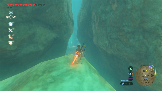 How To Catch the Lord of the Mountain in Breath of the Wild