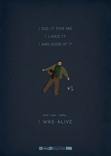 Breaking bad posters from posterology design galleries breaking bad posters 2 tumblr n150rqarnb1slqxs4o1 1280 voltagebd Choice Image