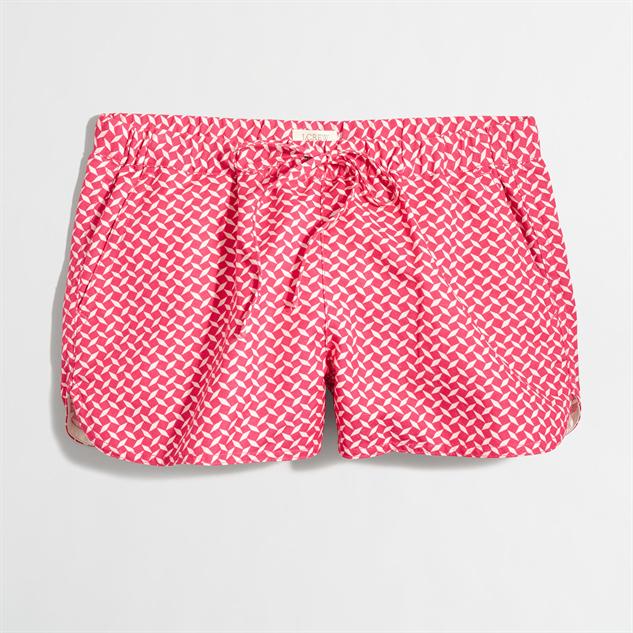 breezy-linen-shorts print