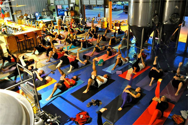 brewery-yoga holycitybendy