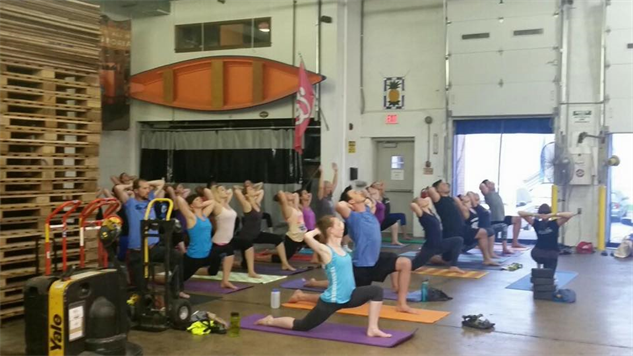 brewery-yoga port-city-yoga