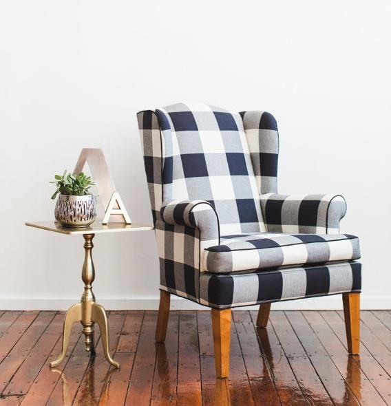 Buffalo Plaid Home Accessories For A Cozy Spring Design