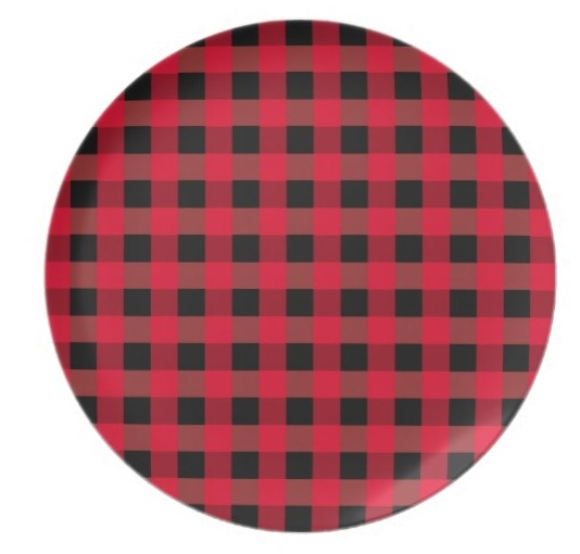 Buffalo Plaid Home Accessories For A Cozy Spring :: Design