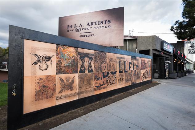 bulleit-tattoos bulleit-frontier-works-billboard