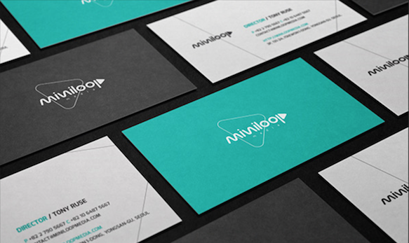 business-cards 18-bc-miniloop