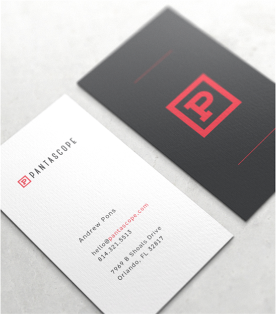 business cards 20 bc pantascope - Business Cards Design Ideas