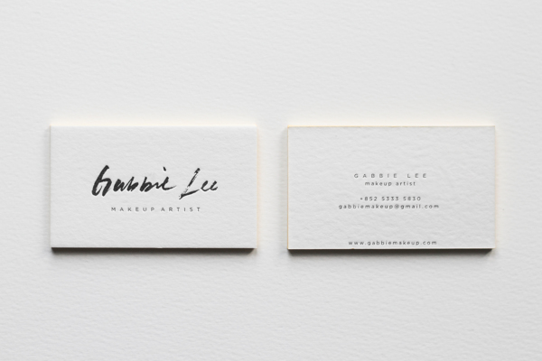 50 of the best business card designs design galleries paste business cards 52 bc belinda love lee reheart Image collections