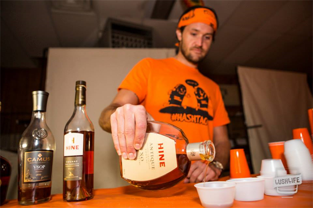 Summer Camp For Bartenders is Awesome