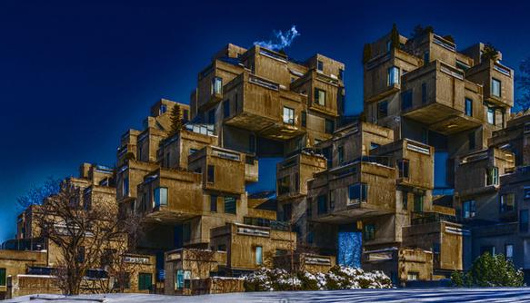 canada-architecture habitat-67-montreal-canada
